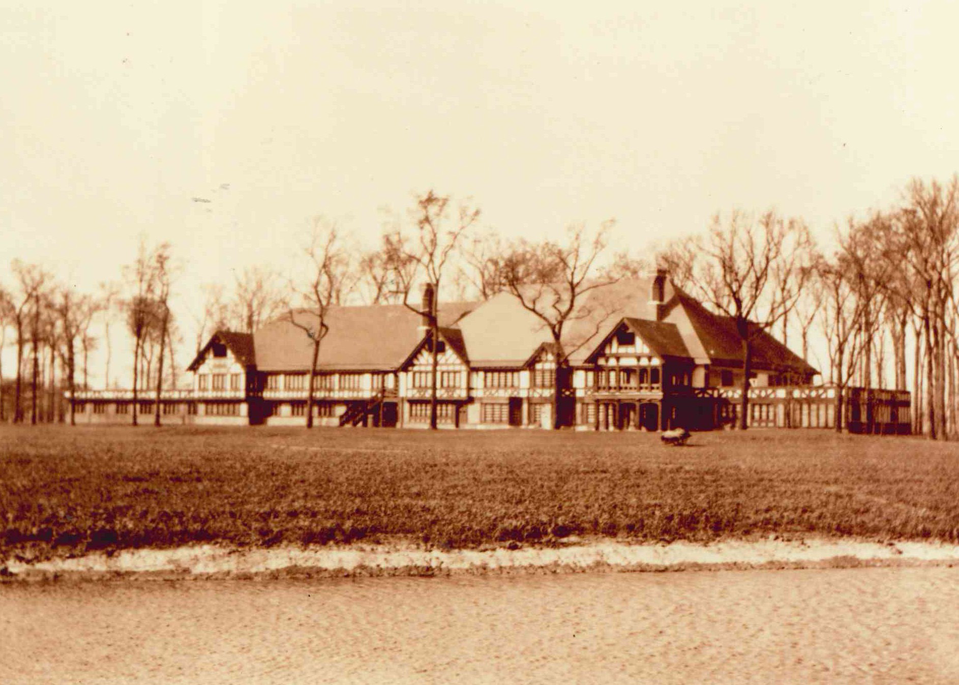 Clubhouse 1915